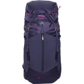 Bergans Skarstind 40 Plecak Kobiety, blackberry/hot pink